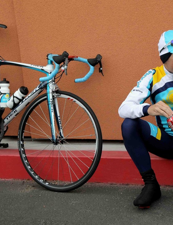 Astana's Chris Horner won't be recovered enough to race the Vuelta in September.