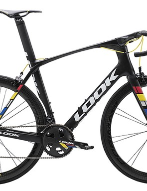 The new 795 Light RS is said to be 11.7% faster than the 696