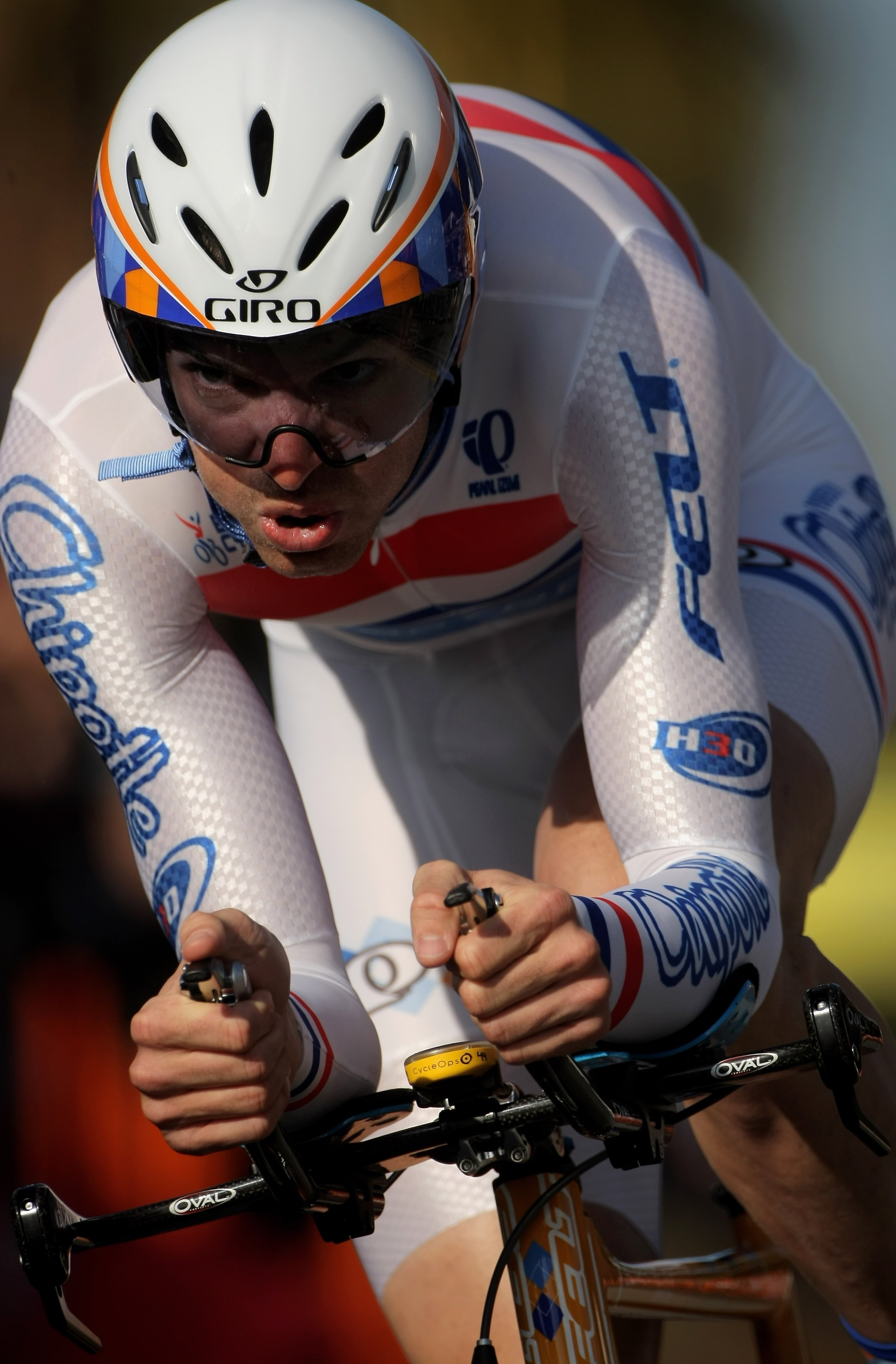 Millar is a master of time trials,races where focus and speed come together.