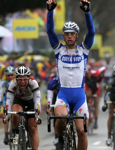 ...and it's Boonen!