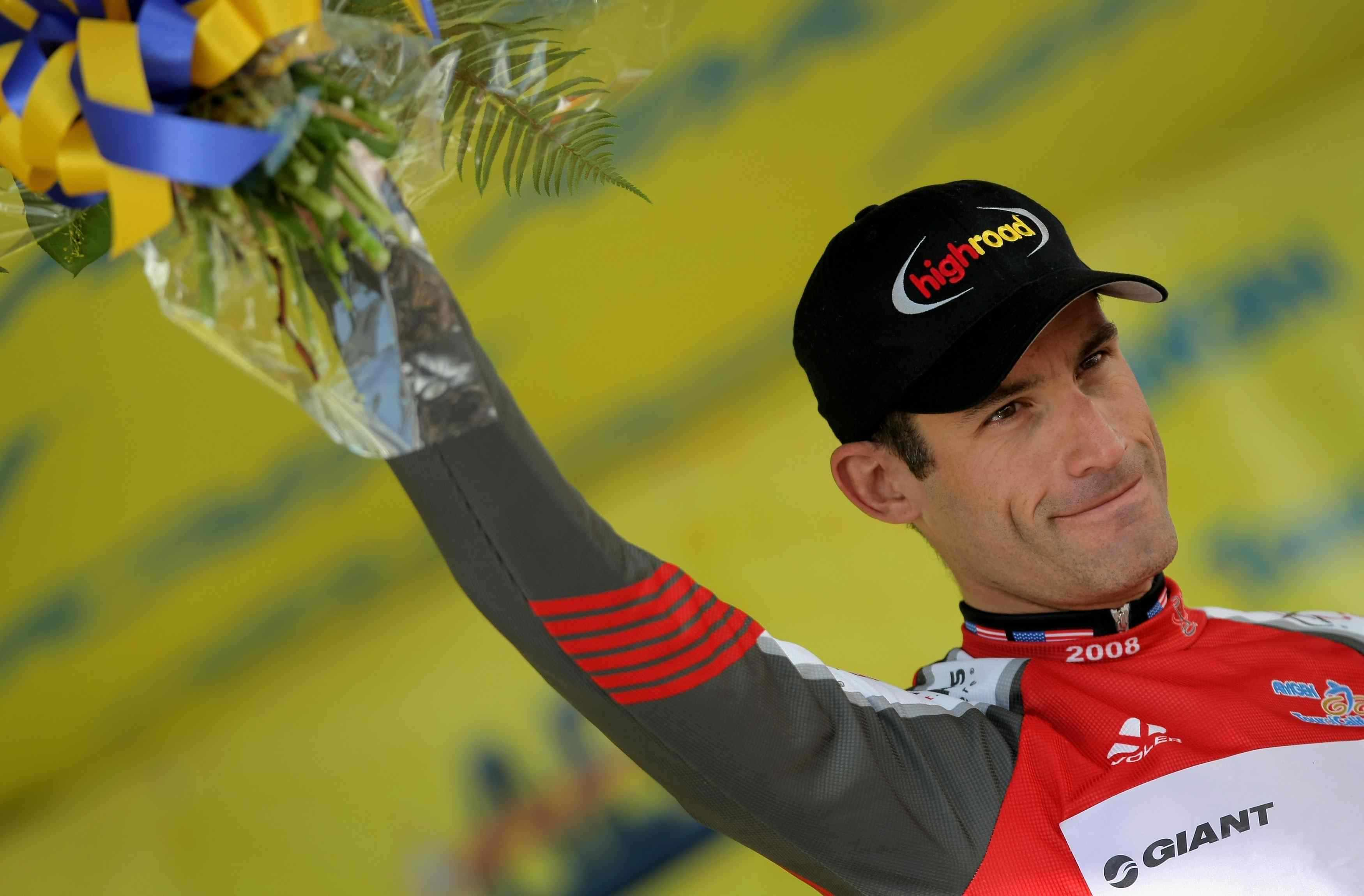 Will George Hincapie be wearing a Hincapie-made jersey in California next February?