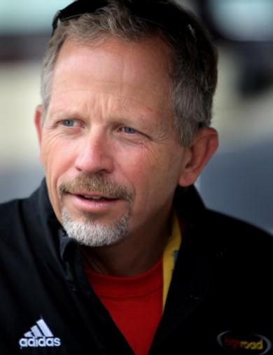 Team Columbia's owner, Bob Stapleton.