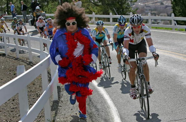 Will the 2009 Tour of America include this uber fan?