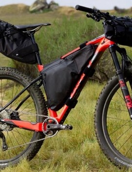 Bikepacking certainly isn't about speed