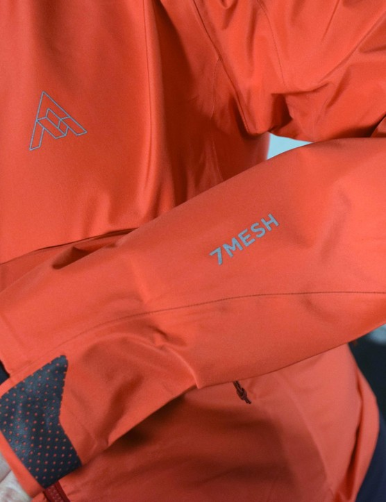 As well as technical fabrics, 7Mesh packs in various features to make the jackets ride-ready