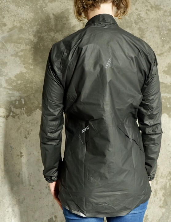 The Oro offers a high level of waterproofing and breathability