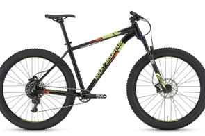 The alloy Growler 750 is the top-end build and rolls on a 120mm Reba RL fork and SRAM discs and gearing