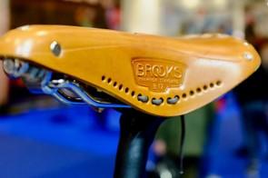 A Brooks saddle adds a whole lot of classic looks