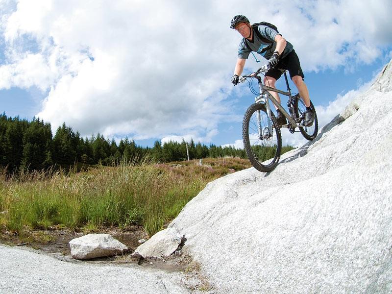 7stanes mountain bike trails boost Scottish economy