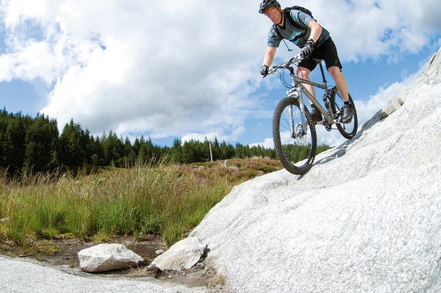 7stanes mountain bike trails boost Scottish economy