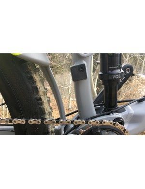 A high direct-mount front derailleur tab is fitted, if that's how you roll