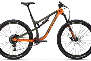 The Instinct Carbon 30 shares the same carbon main frame as the more expensive versions