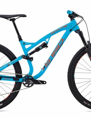 And if you can live with an alloy frame and a flexier fork, the S model saves a further grand at £2,850