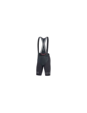The C7 Long Distance Bib Shorts+ are designed for all day riding