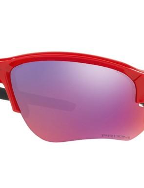 Oakley Flak Draft Infrared Sunglasses Prizm Road