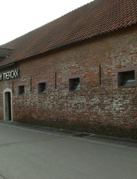 The Eddy Merckx bicycle factory in Meise, Belgium.