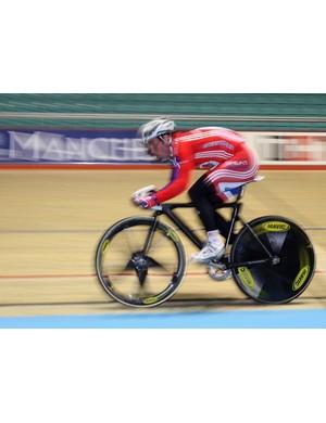 Great Britain's scrappy racer Mark Cavendish.