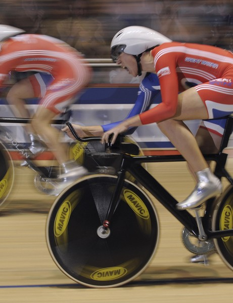 Businessmen will get the chance to ride the track where Britain's riders claimed nine world golds