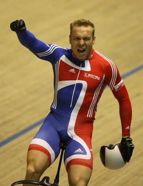 Chris Hoy - 2 golds