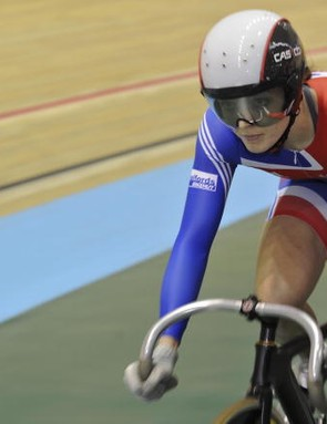 Victoria Pendleton: two golds, one silver