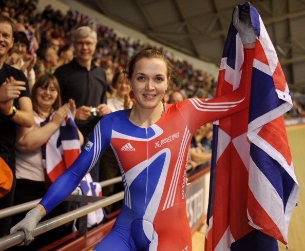 Victorious Victoria Pendleton wins third sprint crown.