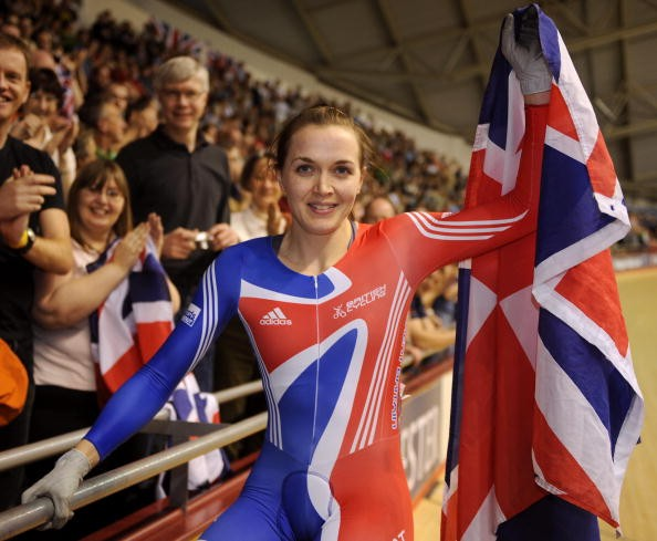 Victorious Victoria Pendleton wins third sprint crown.