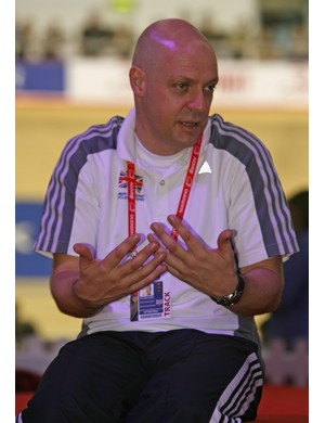 British coach David Brailsford expects a record medal haul in Beijing