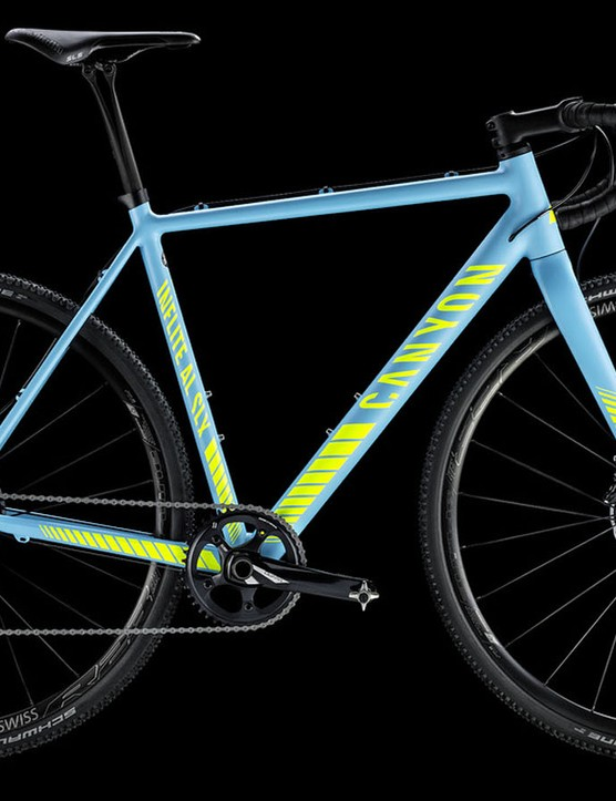 The Inflite AL SLX 8.0 Pro Race sees a slightly more price conscious spec