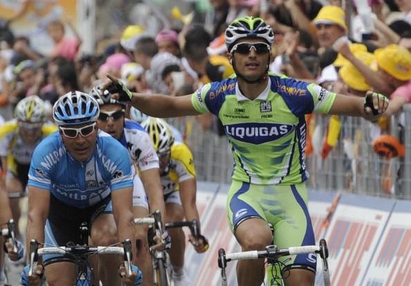 Italian sprinter Daniele Bennati is coming to America.