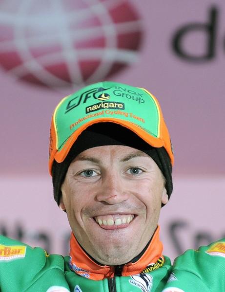 Emmanuele Sella stunned everyone with his performances as the Giro d'Italia