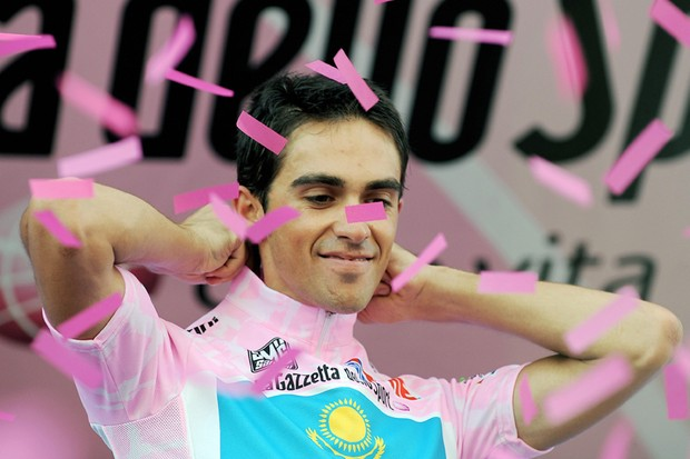 Alberto Contador won't defend his Giro title in 2009, preferring to focus on the Tour de France