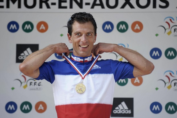 French champion Nicolas Vogondy will form part of Agritubel's Tour de France lineup