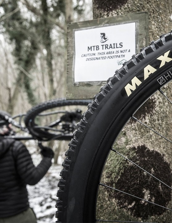 Hunt has released a new range of mountain bike wheels