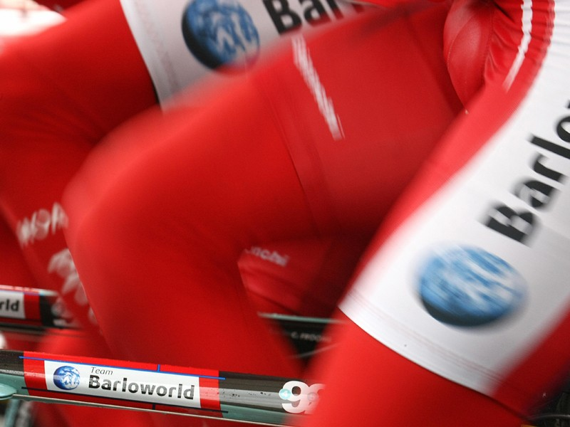 Barloworld lost another rider after Spaniard Moises Duenas tested positive for EPO