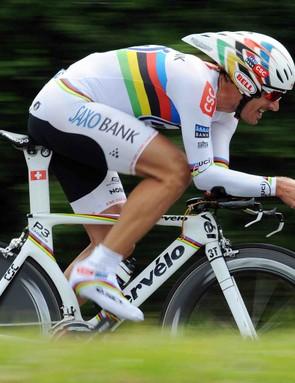 Sparticus, Fabian Cancellara.
