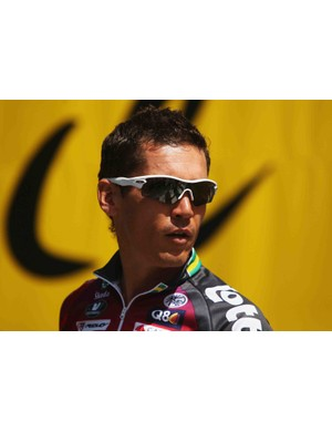 Cadel Evans means no more steam left for Robbie McEwen's bid for a stage win.
