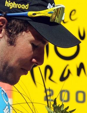 British sprint sensation Mark Cavendish bids the Tour adieu Sunday.