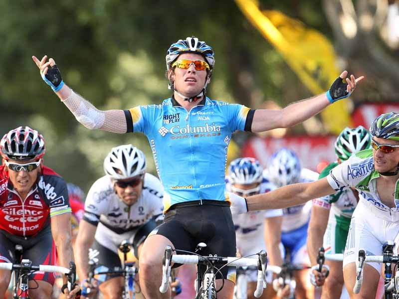 Mark Cavendish will be one of the stars racing in London as the Tour of Britain gets underway.