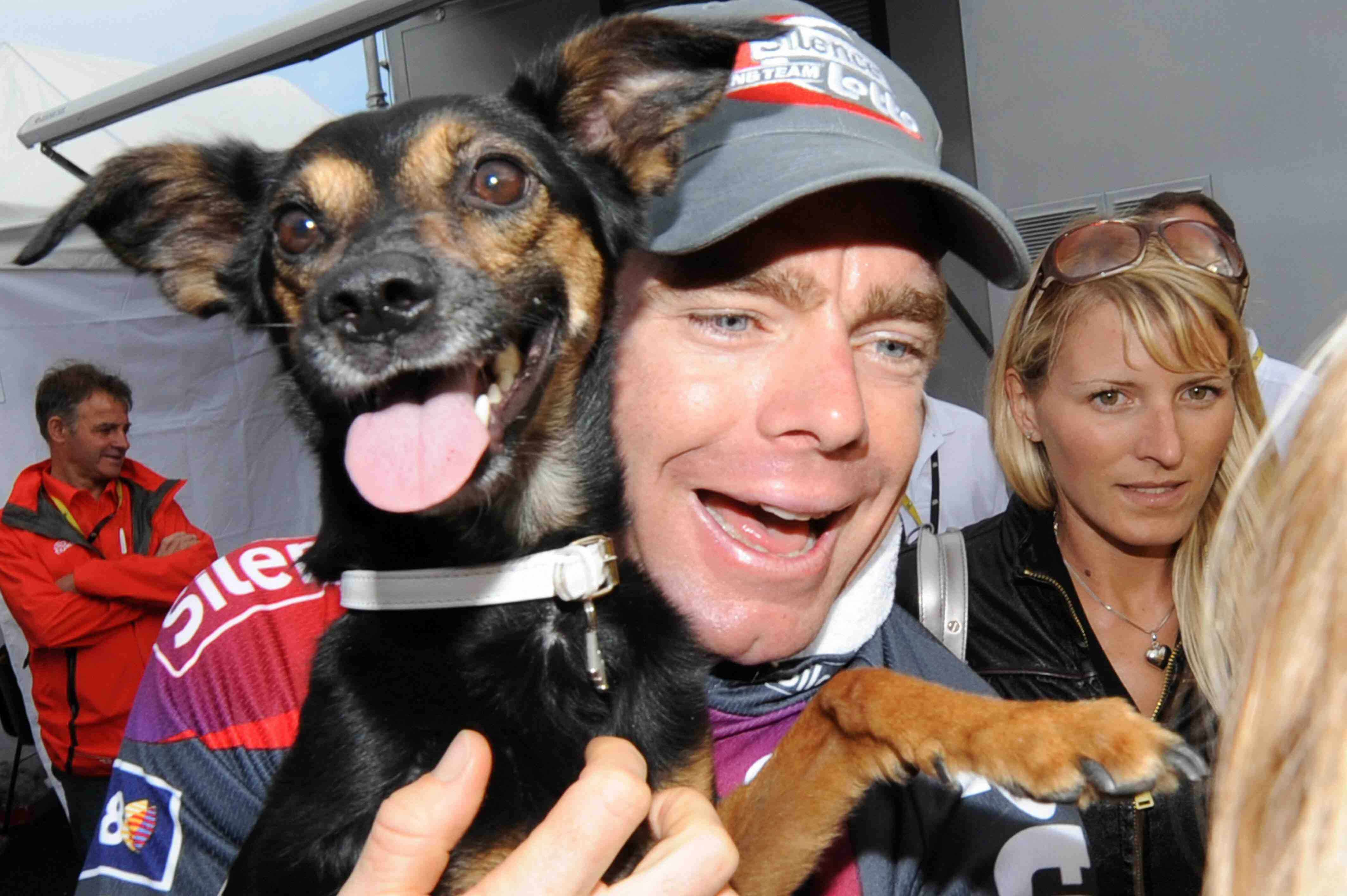 How will Cadel Evans get on without his other bodyguard next July?