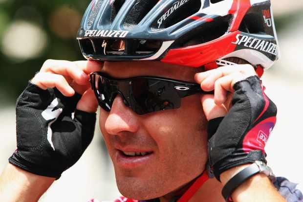 Yaroslav Popovych has joined the Astana Cycling Team
