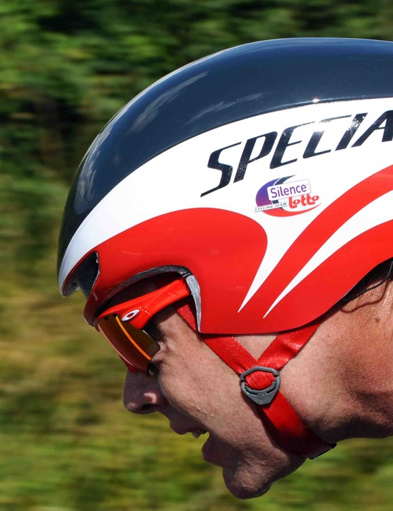 Specialized-sponsored athlete Cadel Evans.