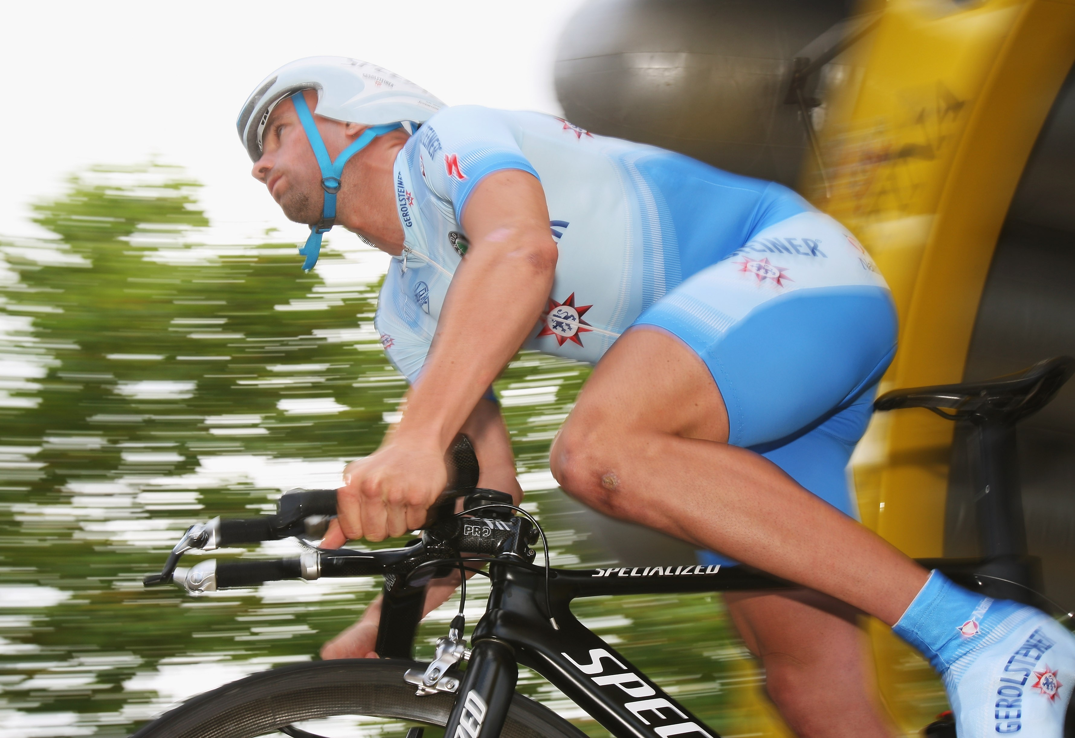 Kohl's ex-teamate Schumacher will be leading his country at the worlds
