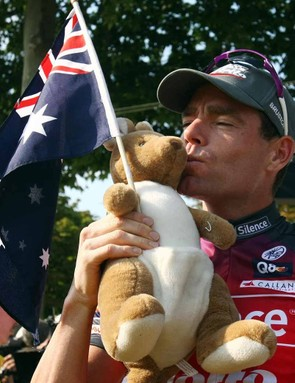 Cadel Evans will be chasing glory for Australia.