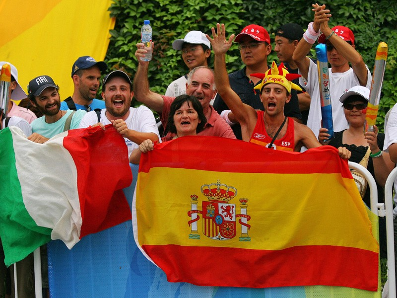 Spanish fans won't see female road star Maribel Moreno in action in Beijing
