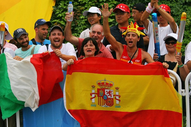 Spanish fans won't see female road star Maribel Moreno in action in Beijing