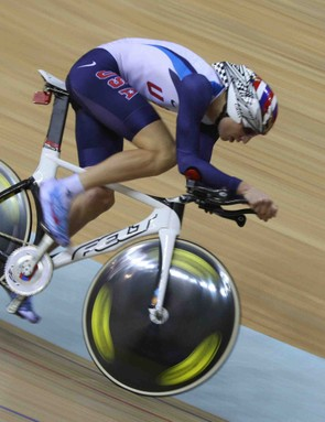 Taylor Phinney has his eyes set on the 2012 London Olympics.