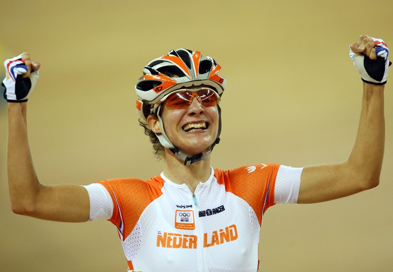 Marianne Vos will ride for a bigger team in 2009