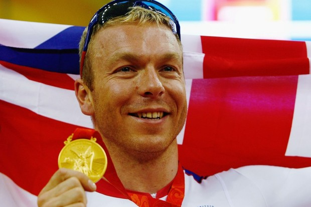 Chris Hoy is taking part in Revolution 22 on 6 December