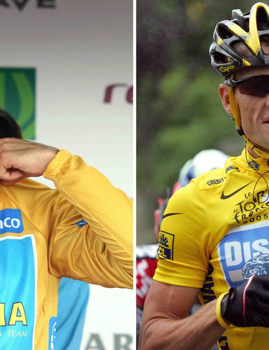Leipheimer plans to ride with both Alberto Contador and Lance Armstrong on Astana in 2009.
