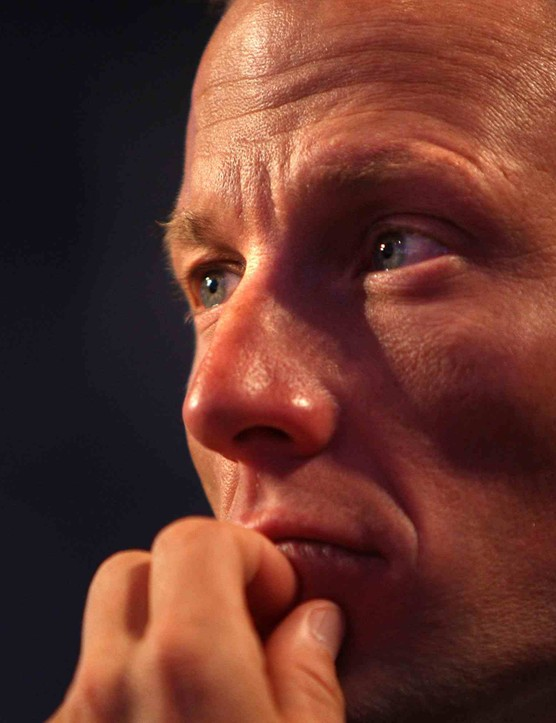 It was less than month ago that seven-time Tour winner Lance Armstrong told the world he was aiming for an eighth victory in Paris next July 26.